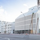 Faena Bazaar and Park in OMA's Faena District in Miami Beach