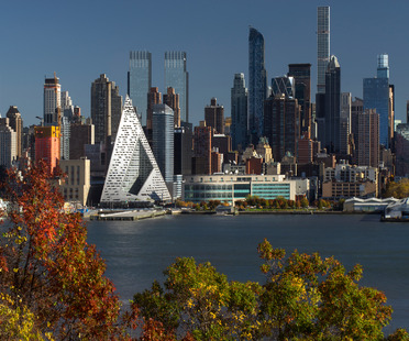 BIG Bjarke Ingels Group's Courtscraper W57 in Manhattan