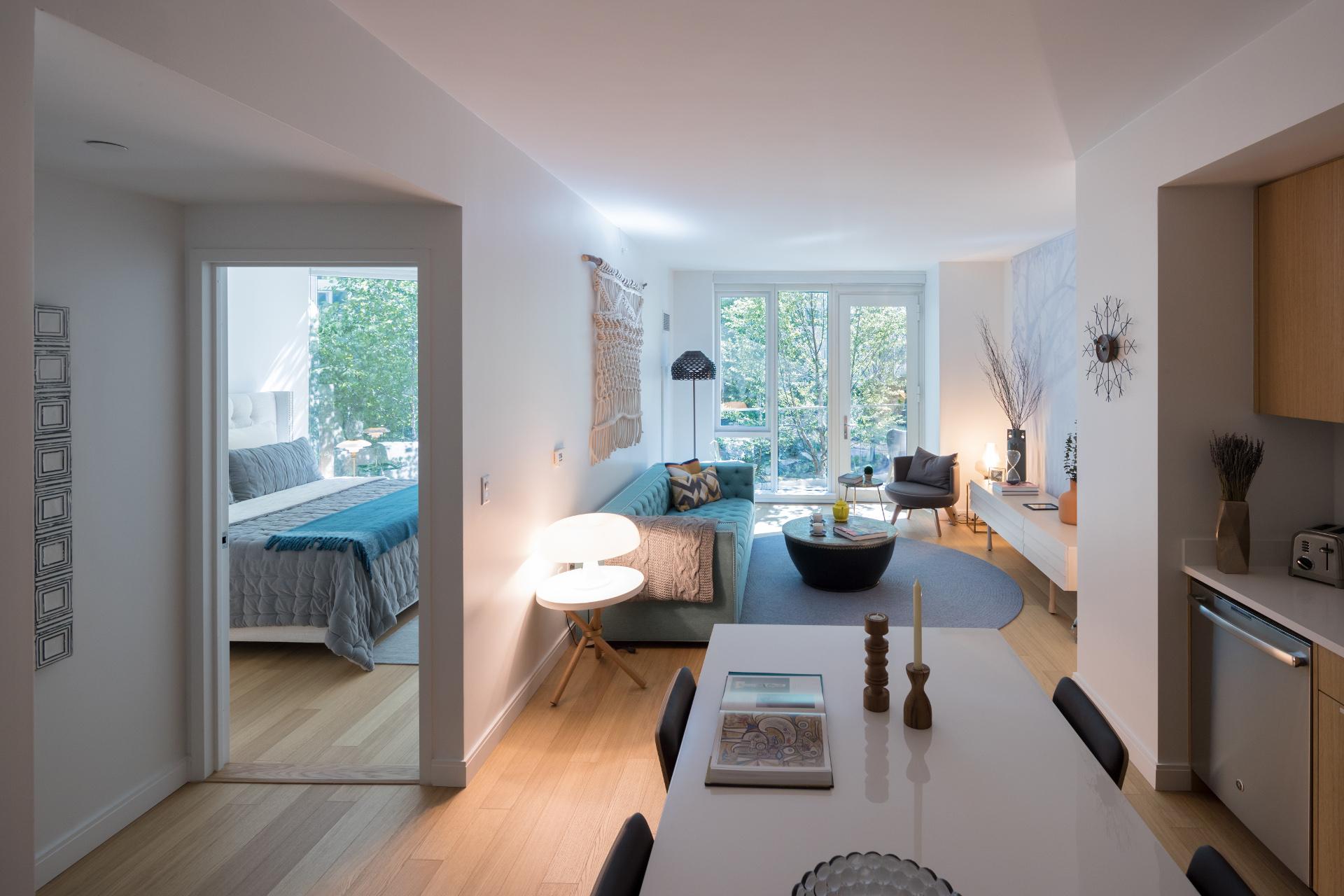 BIG Bjarke Ingels Group's Courtscraper W57 in Manhattan