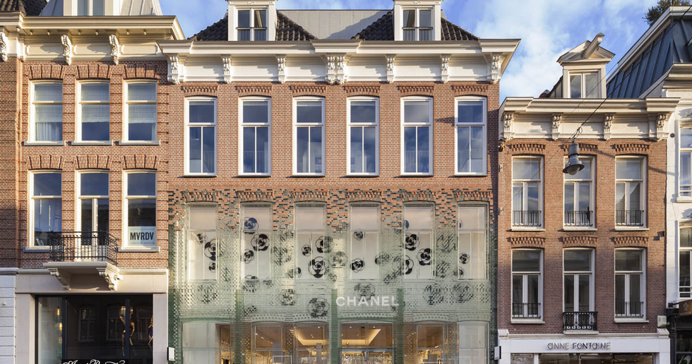 Tradition and innovation in MVRDV's Crystal Houses