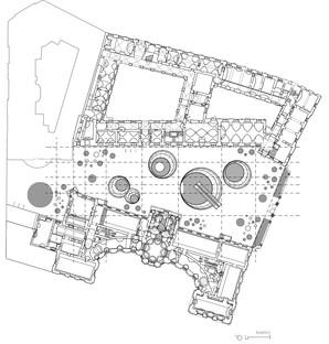Nieto Sobejano's underground Joanneumsviertel museum