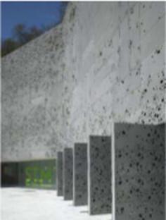The cast aluminium façade for the Nieto and Sobejano Museum in San Sebastian
