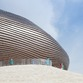 A double-shell steel structure for the Ordos Museum by MAD