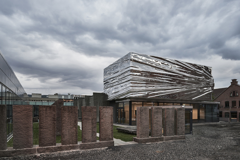 Snøhetta's steel Wiedemannsalen