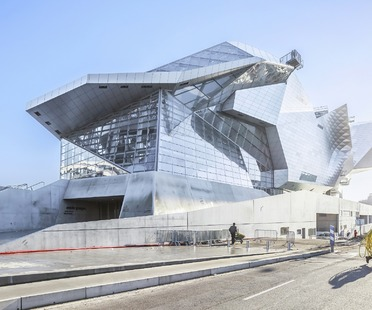 Musée des Confluences in steel, glass and concrete by Coop Himmelb(l)au
