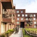 Mecanoo's brick homes in Manchester