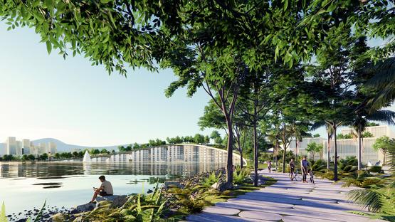 BIG's BiodiverCity in Penang, Malaysia