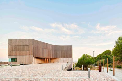 Energy-efficient biomedical centre in Badalona