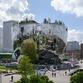 MVRDV's Depot of concrete with a mirror façade