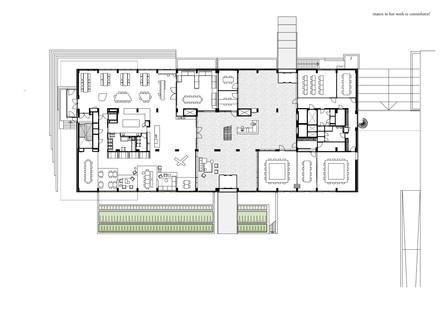Studioninedots' renovation of a '70s building