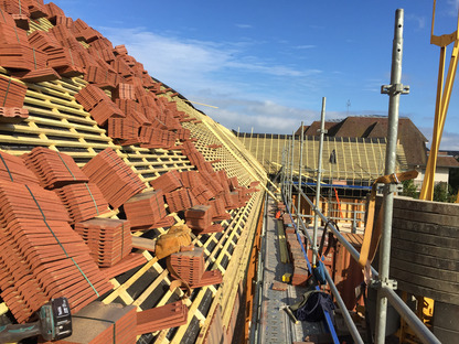 Timber and terra cotta for Lemoal Lemoal architects' social centre in Cabourg