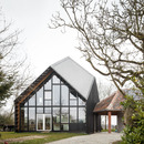 NU Architectuur designs house in wood, lime hemp and straw