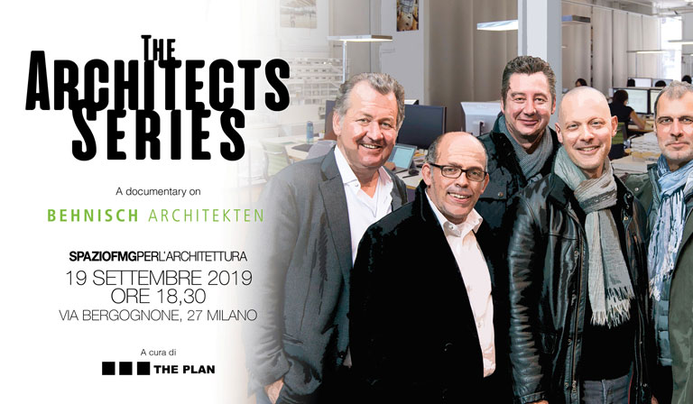 The Architects Series - A documentary on: Behnisch Architekten<br />