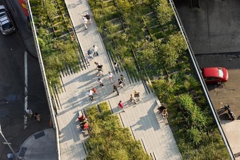 Washington Grasslands © Iwan Baan/ Courtesy of the High Line