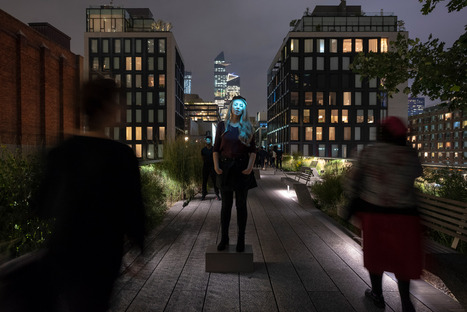 Mile Long Opera ©Timothy Schenck/Courtesy of the High Line