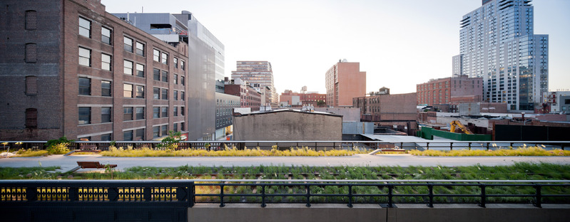 Wildflowers Fields ©Iwan Baan/Courtesy of the High Line