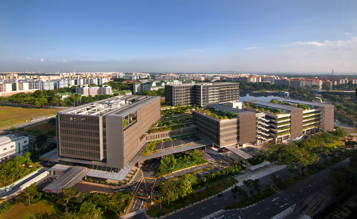 © CPG Corporation | Khoo Teck Puat Hospital, Singapore