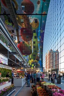 Markthal, Rotterdam © Courtesy of MVRDV