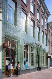 Crystal House Amsterdam, Hermes Flagstore  © Courtesy of MVRDV