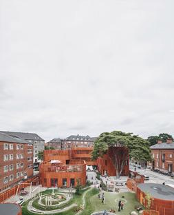 Forfatterhuset Kindergarten- COBE