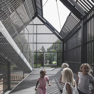 Frederiksvej Kindergarten- COBE