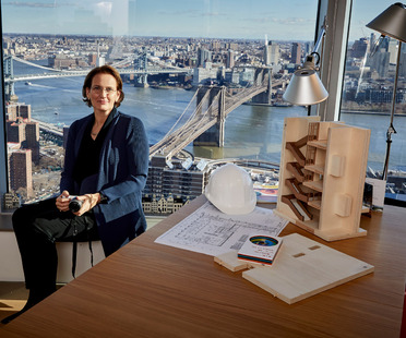 <strong>ONSTAGE: INTERVIEW WITH FRANCINE HOUBEN, MECANOO</strong><br />