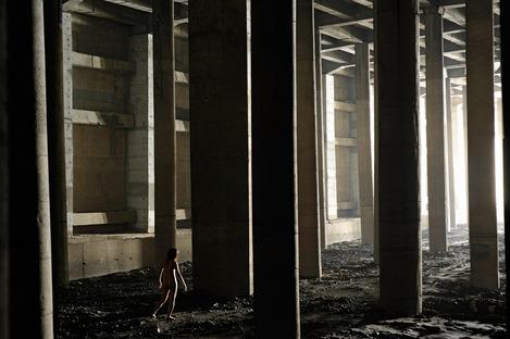 Miru Kim, 'Naked City Spleen'.