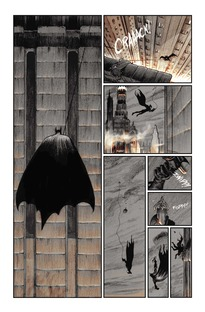<strong>COMICS & ARCHITECTURE</strong><br />