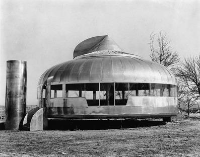 Buckminster Fuller, DYMAXION house.